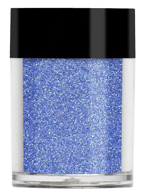 Azure Iridescent Glitter