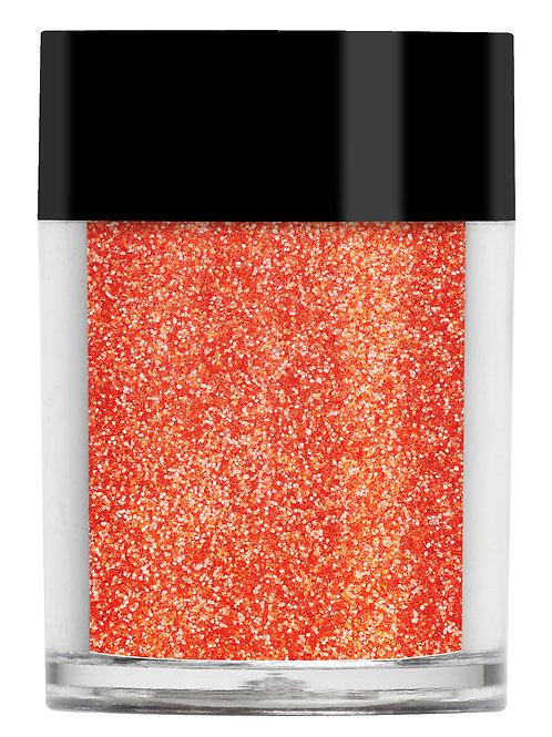 Tangerine Iridescent Glitter