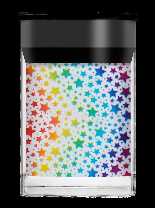 Rainbow Star Foil