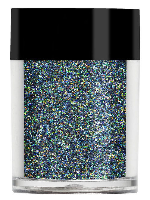 Rainbow Blue Iridescent Glitter