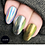 Thumbnail: Gold Chrome Effect Glitter Powder