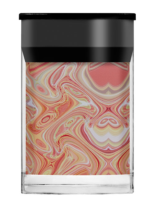 Sunset Swirl Nail Art Foil