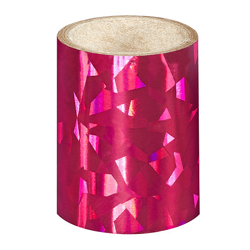 Pure Pink Nail Foil
