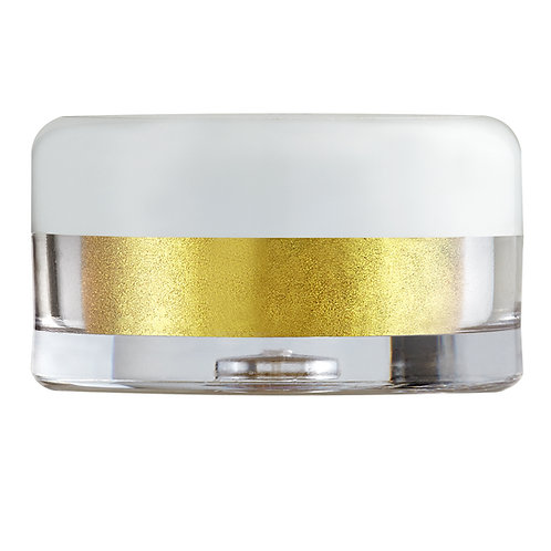 Gold Chrome Effect Glitter Powder