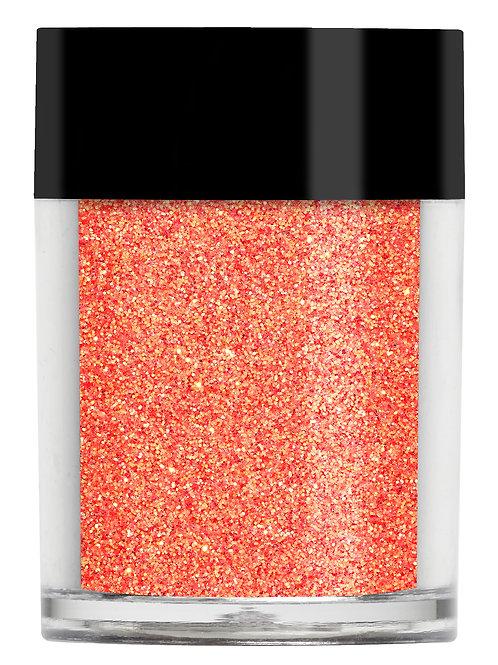 Coral Iridescent Glitter