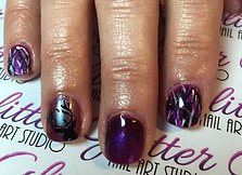 Glitter Nail Art Studio