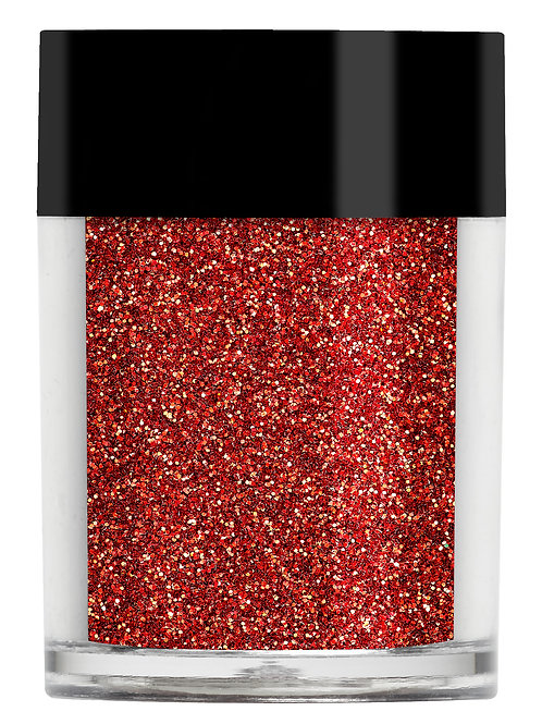 Bright Red Ultra Fine Glitter