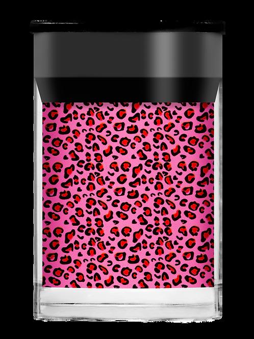 Pink Leopard Foil