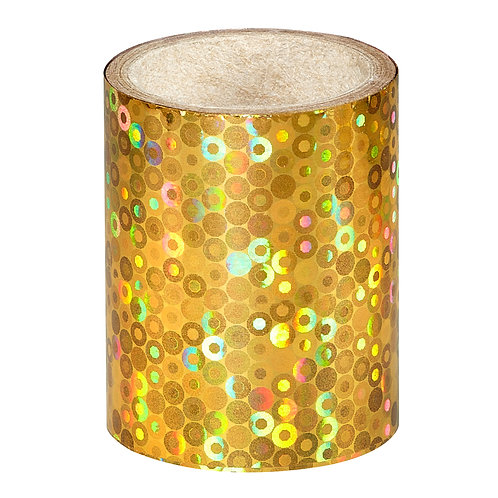 Gold Sequin Nail Foil
