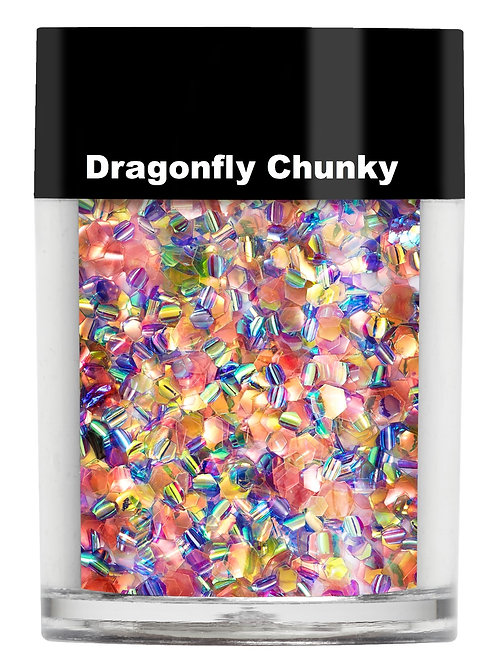Dragonfly Chunky Glitter