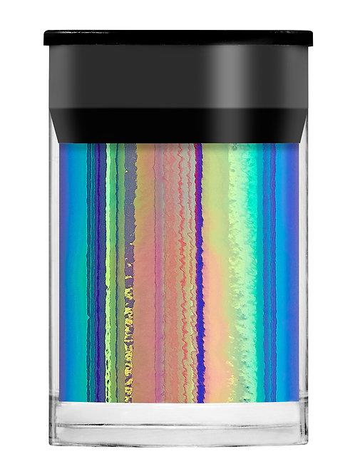 Indigo Opalescent Shimmer Film