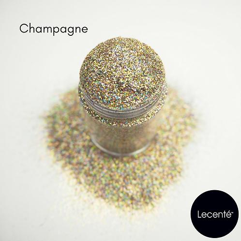 Champagne Super Holographic Glitter