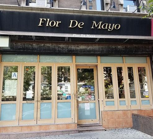 Flor De Mayo 2651 Broadway Location