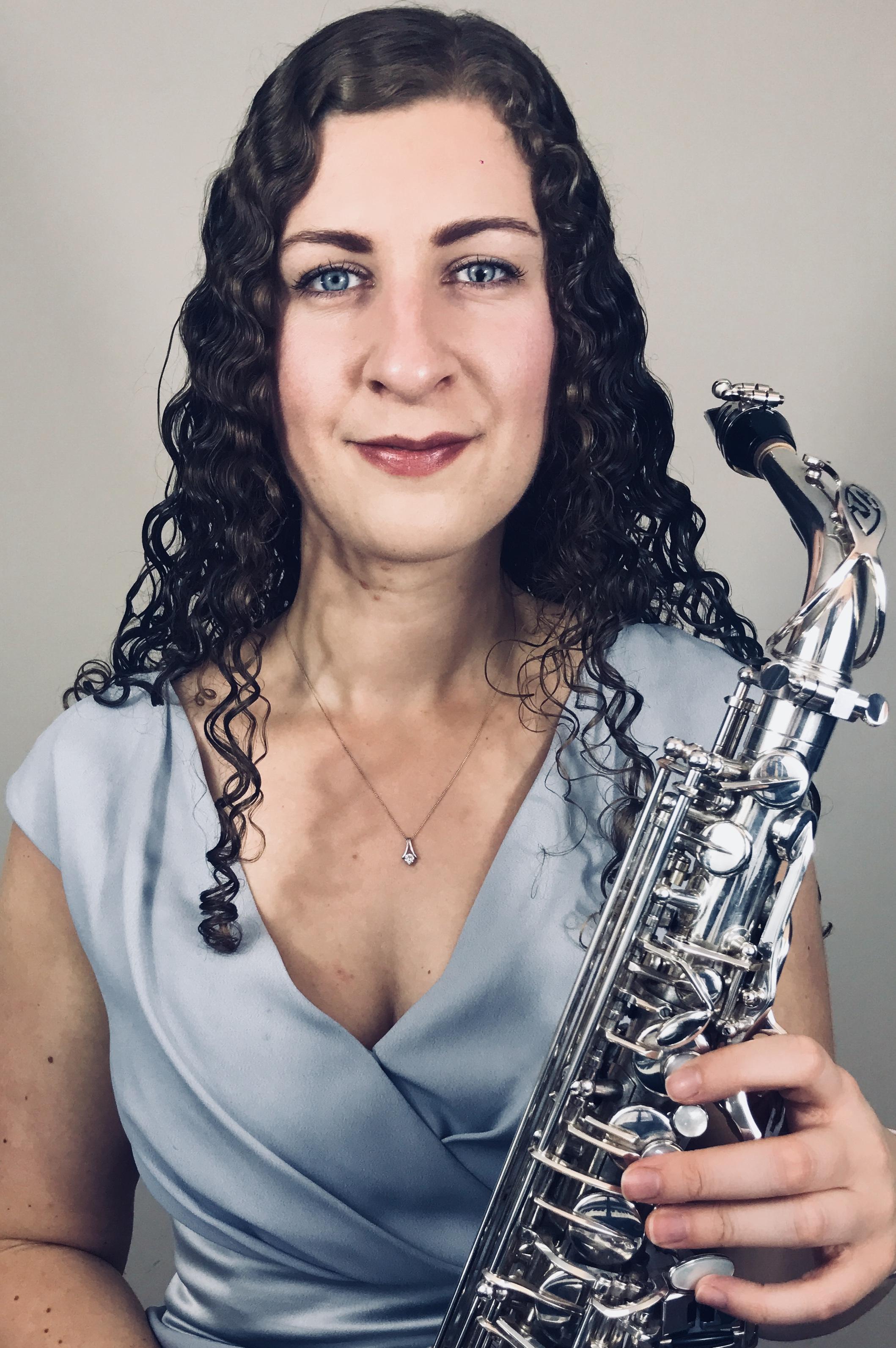 Gillian Blair - Saxophonist