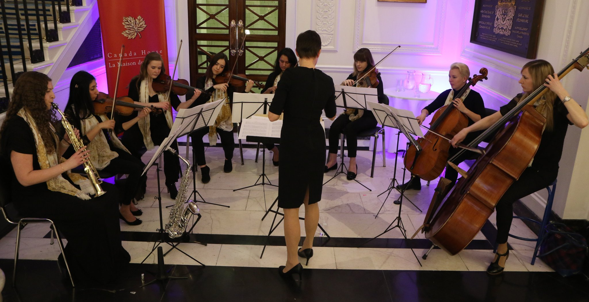 Commowealth Youth Orchestra