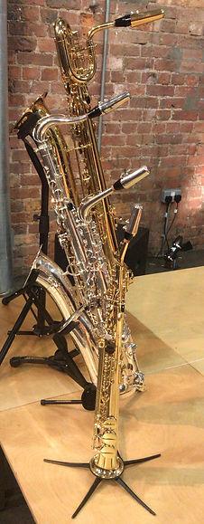 Gillian Blair Saxophone Selmer Vandoren