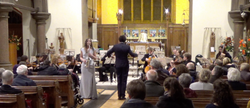 Gillian Blair Concerto with OSO