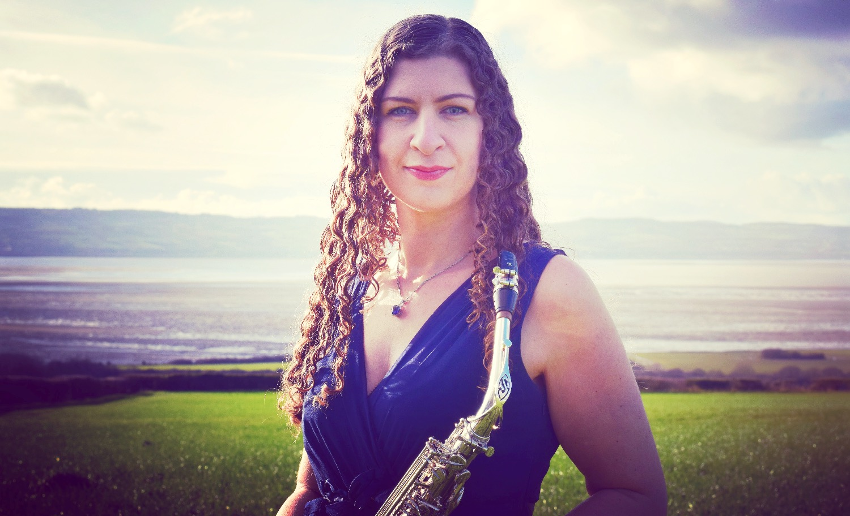Gillian Blair Saxophone