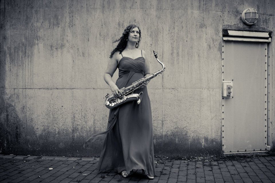 Gillian Blair - Saxophone