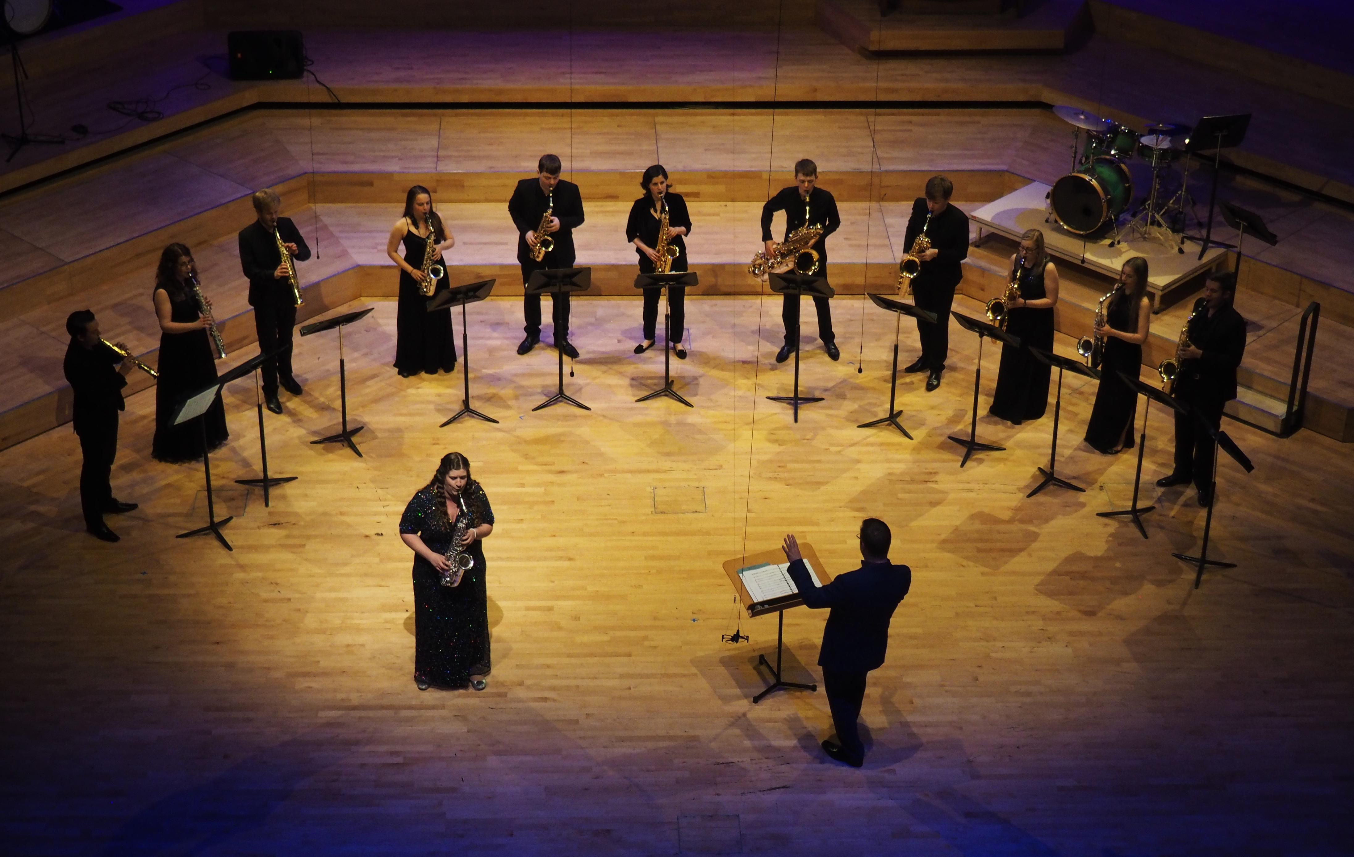 Gillian Blair - Concerto