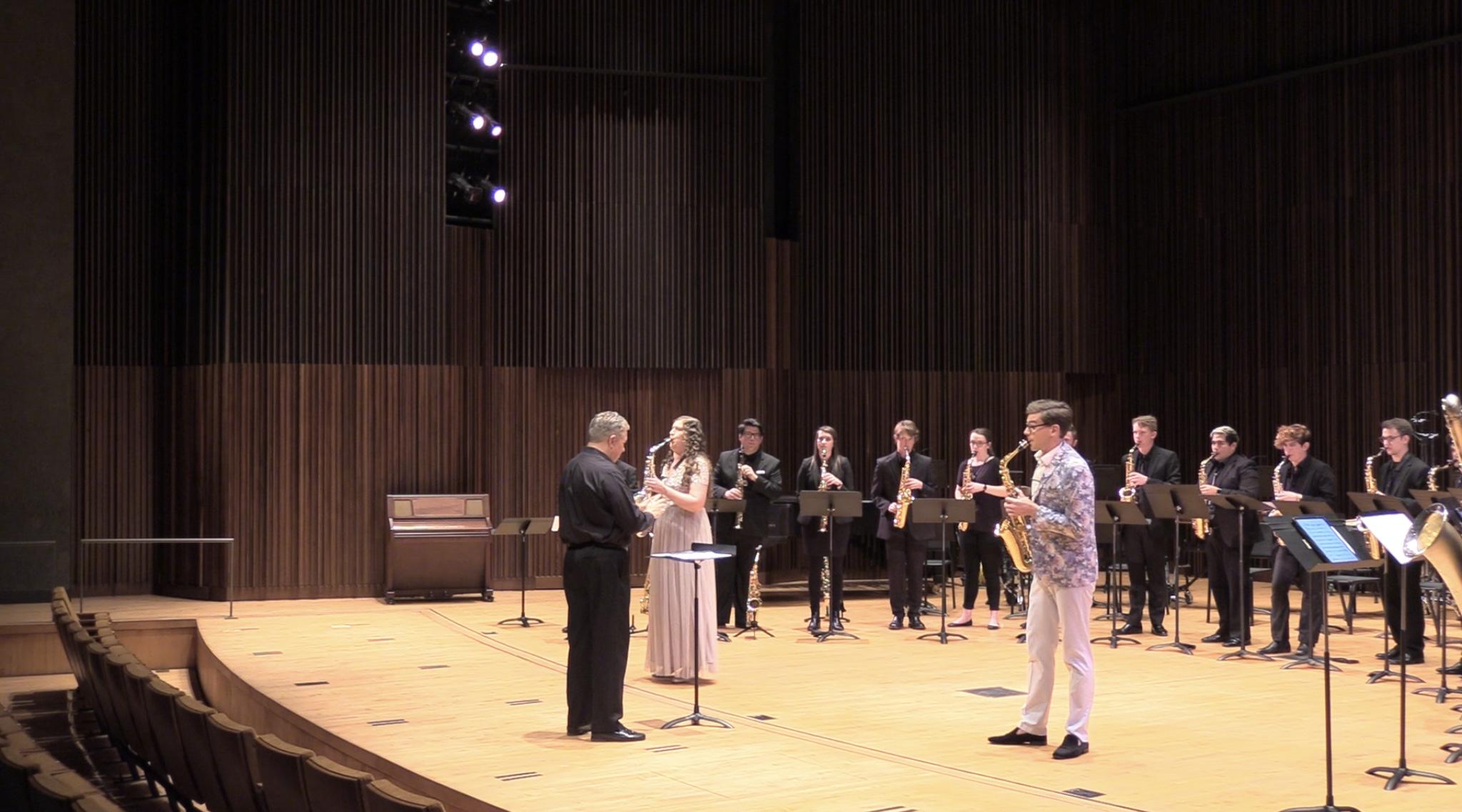 Blair/Mertens Duo Concerto