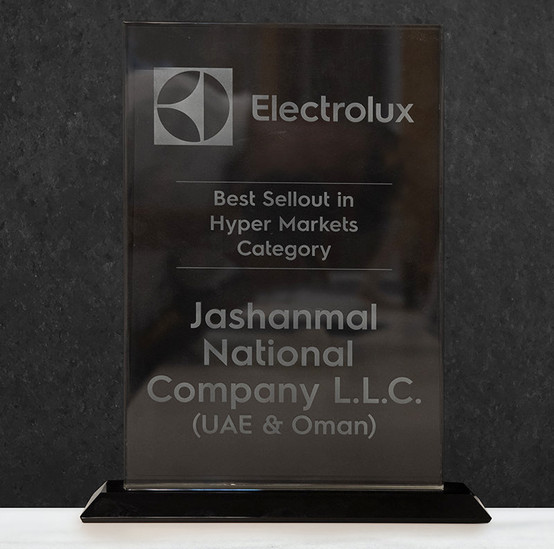 Electrolux-best-sell-out