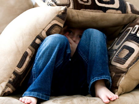 חרדות ופחדים אצל ילדים