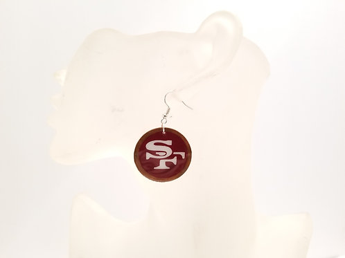 49ers Medium Medallion