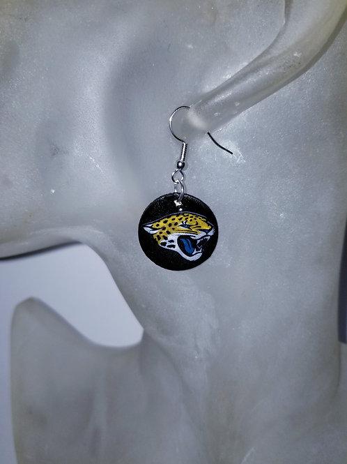 Jaguars Small Medallion