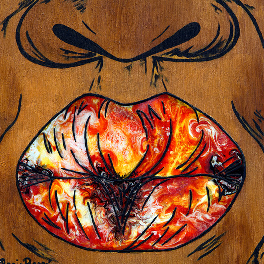 Paris Renea' - Control The Fire Within