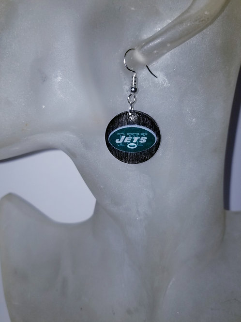 Jets Small Medallion