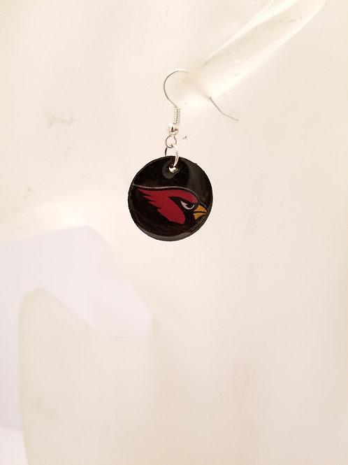 Cardinals Small Medallion