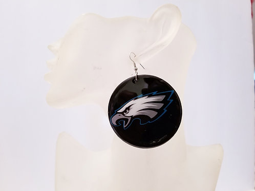 Eagles Large Medallion