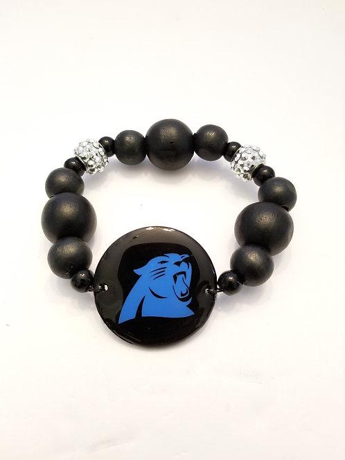 Panthers Bracelet