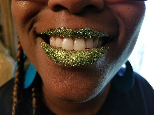 Money Green Cosmetic Glitter