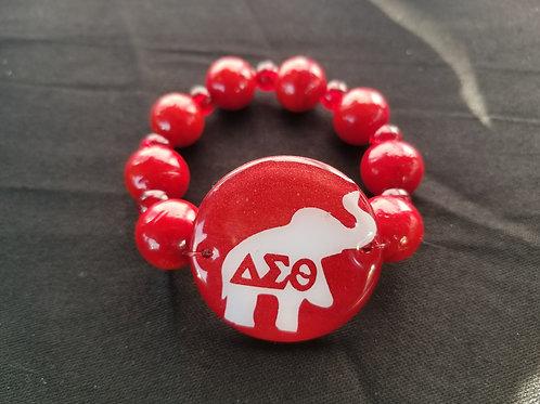 Delta Elephant Bracelet