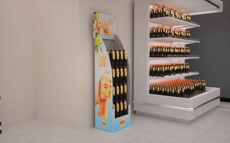 Grocery Floor Stand Peach 02.png