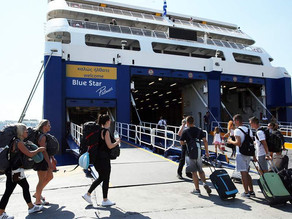 Shipping Ministry increases capacity for ferry travel