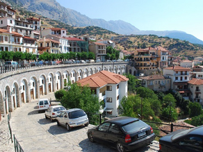"Copy of Arachova: The ""Winter Mykonos of Greece"""