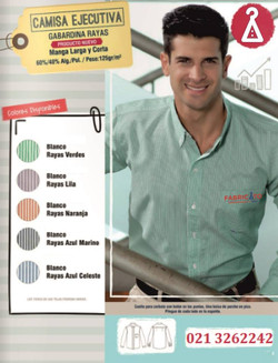Uniformes Empresariales Camisa