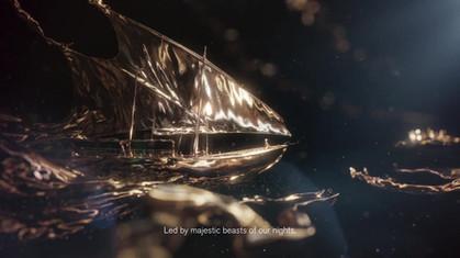 """Cartier """"Pursuit of Magnificense"""""""