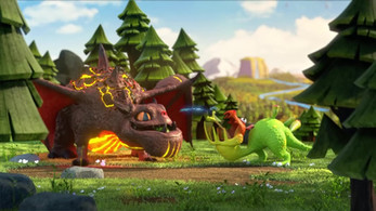 "Dragonvale World ""Launch Trailer"""