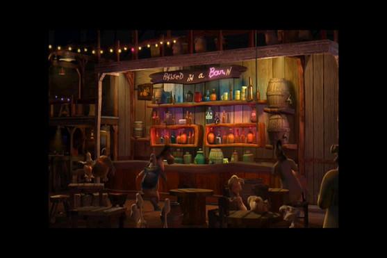 Barnyard: the Movie