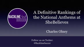 A Definitive Rankings of the National Anthems at SheBelieves