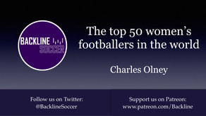 The top 50 women's footballers in the world