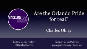 Are the Orlando Pride for real?