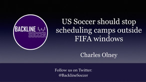 US Soccer should stop scheduling camps outside FIFA windows