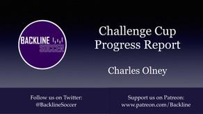 Challenge Cup Progress Report