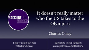 It doesn't really matter who the US takes to the Olympics