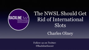 The NWSL Should Get Rid of International Slots